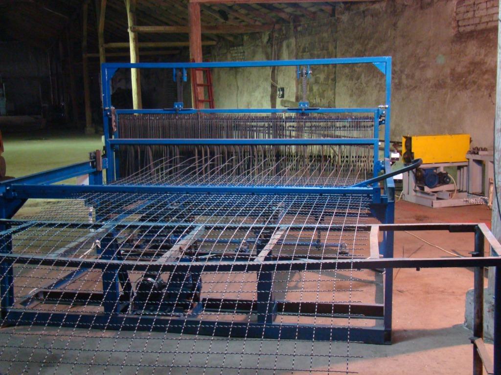 Станок для производства кладочной сетки своими руками