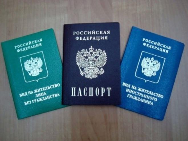 Когда Витне жительство в россии этот страх